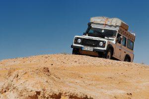 Der große Sandkasten an der algerischen Grenze6 DW