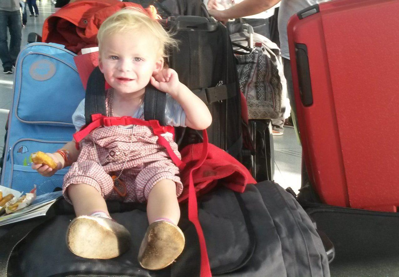 Ich packe meinen Koffer... - Ergebnis meiner Blogparade