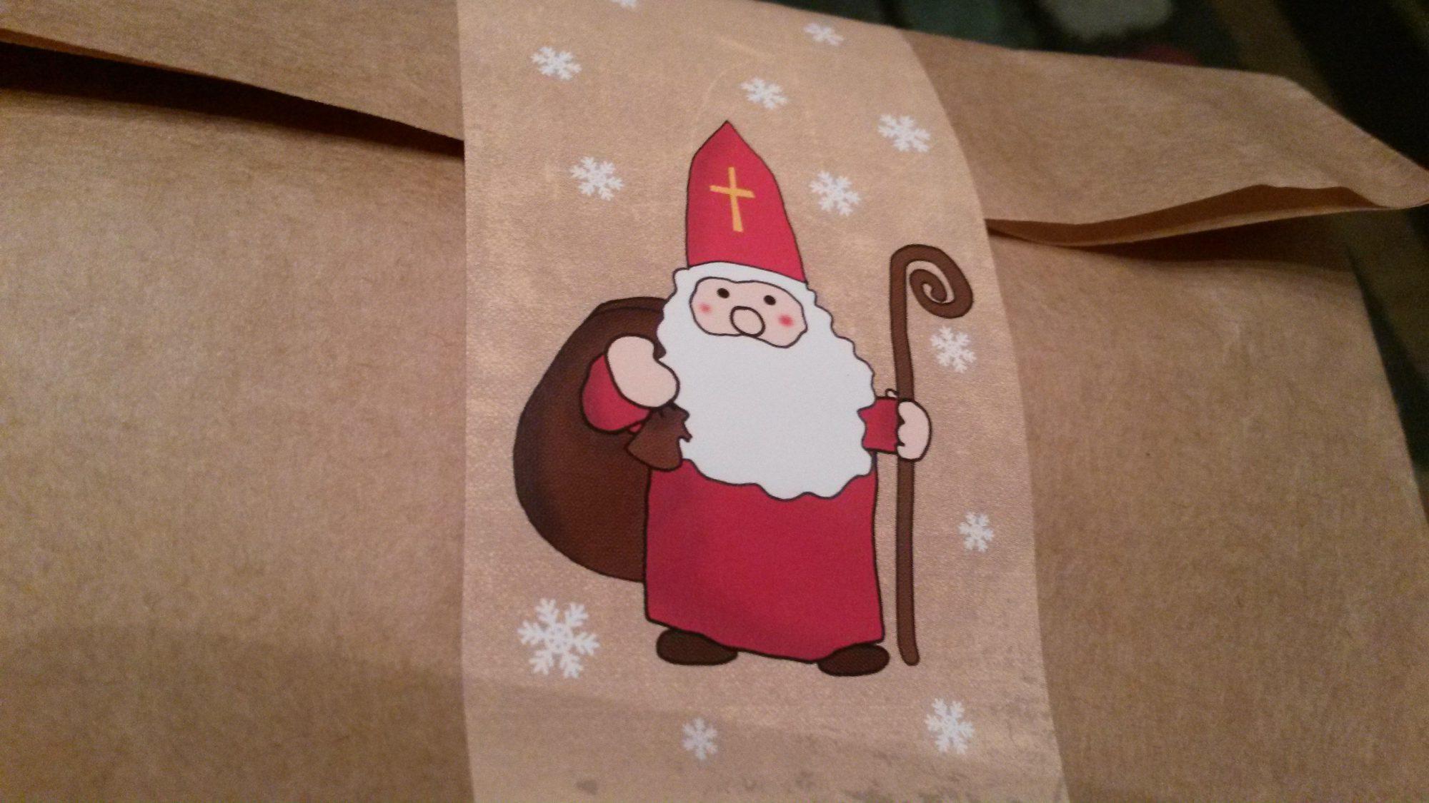 Du, Mama, der Weihnachtsmann bringt gar keine Geschenke!