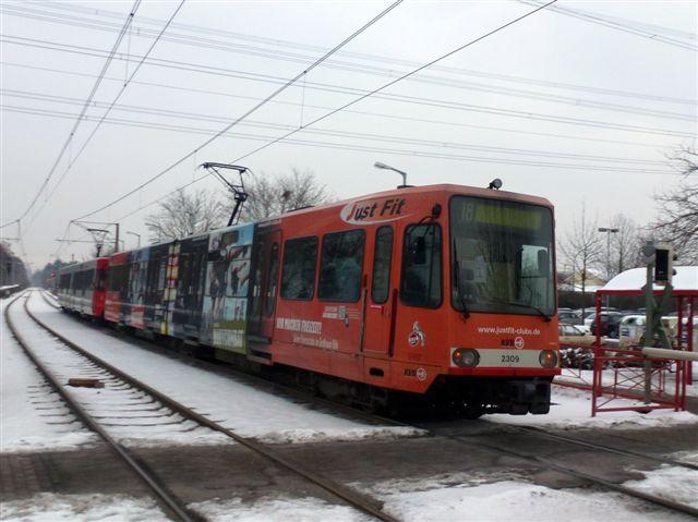 """""""Dies ist eine Straßenbahn..."""