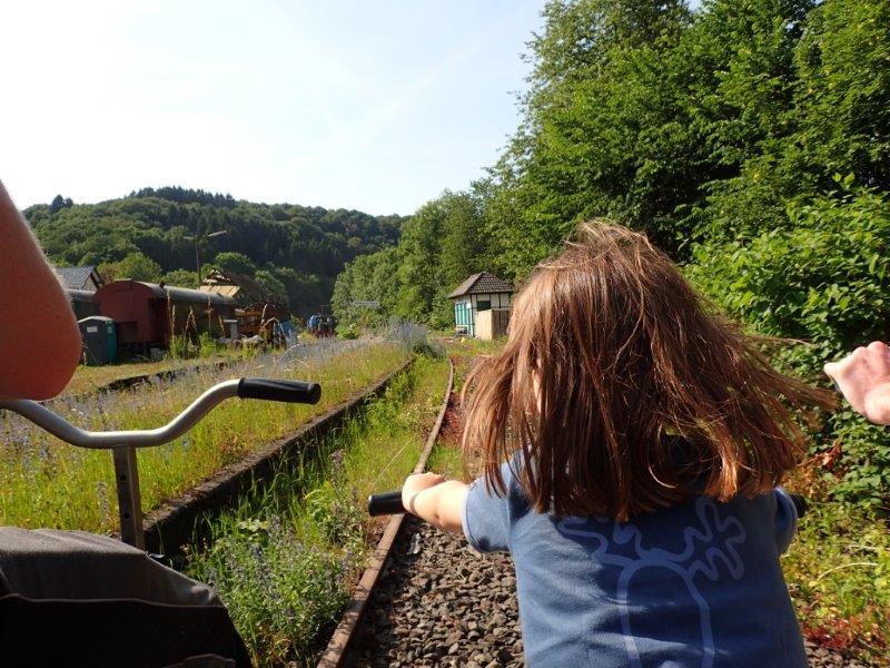 Stillgelegte Bahnstrecken und ihre Anschlussnutzung im Bergischen Land