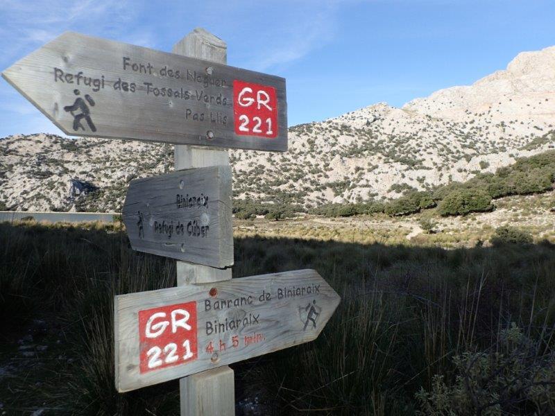 GR221 Die Route der Trockensteinmauern auf Mallorca