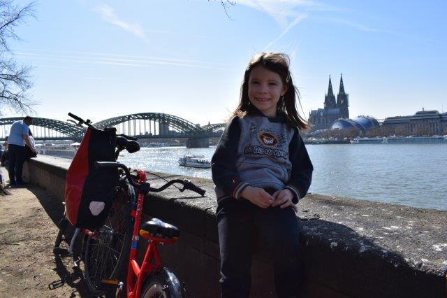 Köln auf dem Fahrrad erleben mit Colonia Aktiv