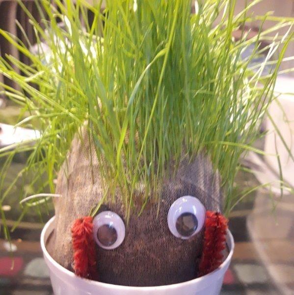 Mein Gartenkind