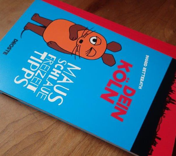 Kölle Alaaf - Das Mausbuch ist da!