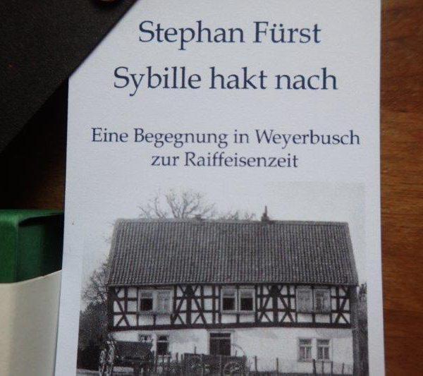 Sybille hakt nach - Eine Reisegeschichte aus dem Jahr 1847