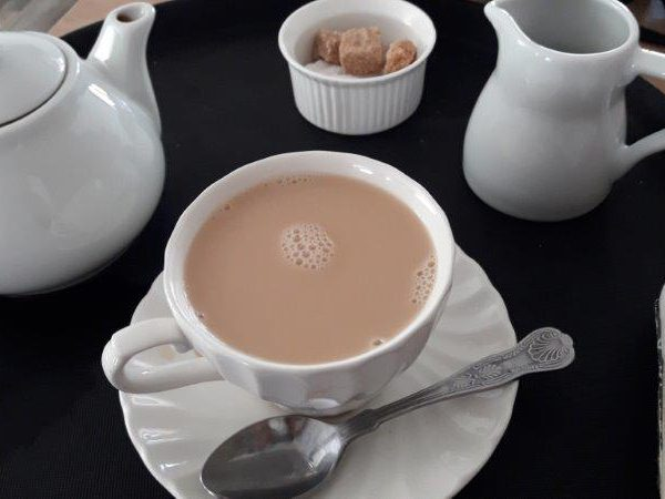 Tee-Verzällcher: British Tea