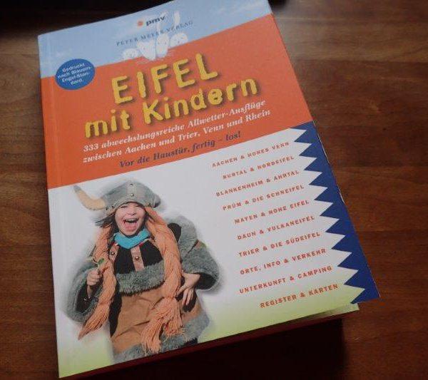 Eifel mit Kindern, 4. Auflage