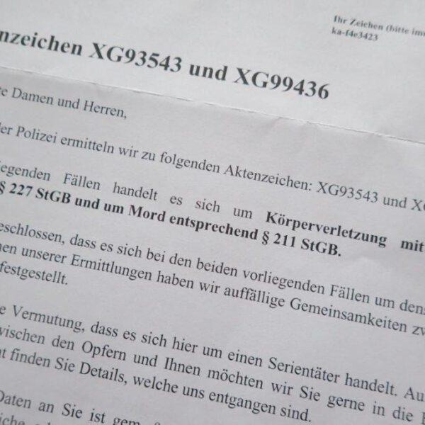 Sherlocks Erben* - Hilfeersuchen aus Berlin