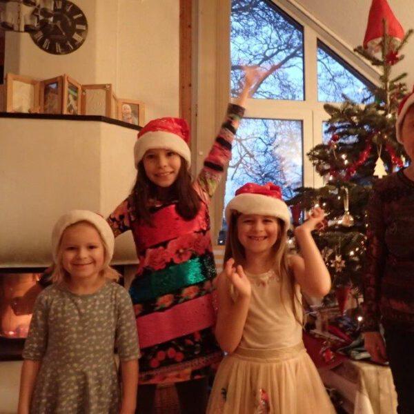 Frohes Fest und gute Erholung!
